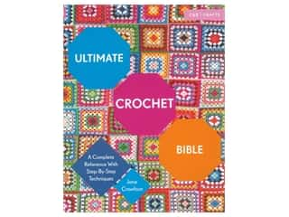 Collins & Brown Ultimate Crochet Bible Book