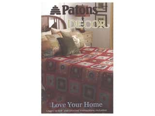 Decor Love Your Home Knit & Crochet Book