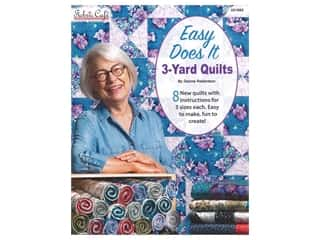 books & patterns: Fabric Cafe Easy Does It 3 Yard Quilts Book