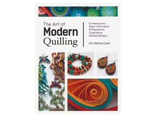 Quarry The Art of Modern Quilling Book