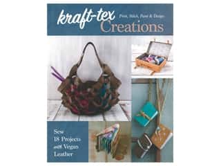 Stash By C&T Kraft-Tex Creations Book