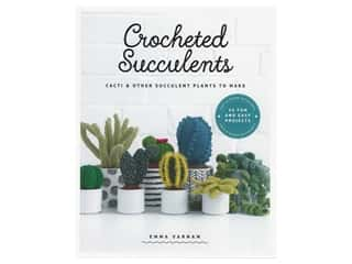 Guild of Master Craftsman Crocheted Succulents Book