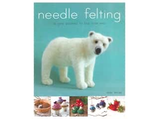 Guild of Master Craftsman Needle Felting Book