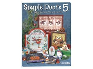 books & patterns: Viking Woodcrafts Simple Duets 5 Book