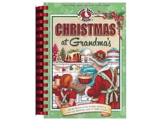 books & patterns: Gooseberry Patch Christmas at Grandma's Book