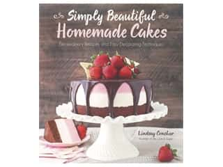 books & patterns: Page Street Simply Beautiful Homemade Cakes Book