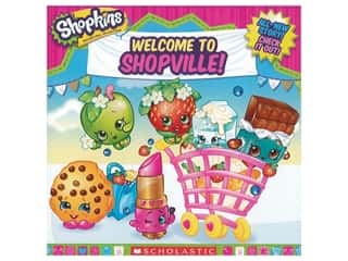 books & patterns: Scholastic Shopkins Welcome To Shopville Book