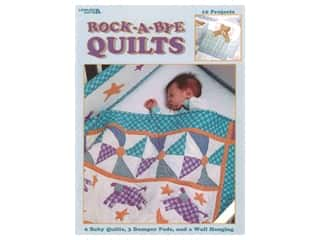 books & patterns: Leisure Arts Rock-A-Bye Quilts Book