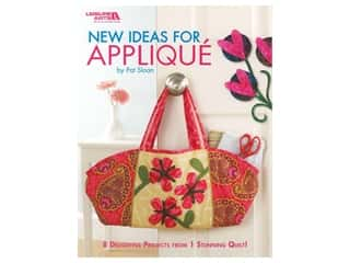 Leisure Arts New Ideas for Applique Book