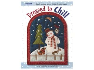 books & patterns: Leisure Arts Dressed to Chill Book