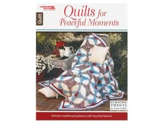 Leisure Arts Quilts For Peaceful Moments Book