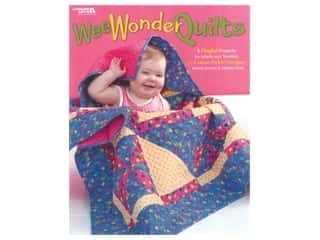 books & patterns: Leisure Arts Wee Wonder Quilts Book