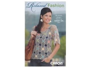 Leisure Arts Crochet Relaxed Fashion 4 Crochet Designs Book
