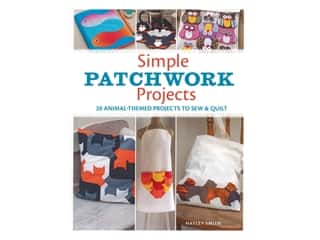 Taunton Press Simple Patchwork Projects Book