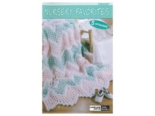 books & patterns: Leisure Arts Crochet Nursery Favorites Book