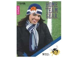 Leisure Arts Home Team Gear Book