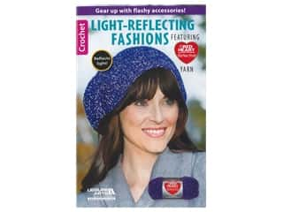 Light Reflecting Fashions Crochet Book