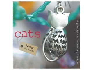 books & patterns: Guild Of Master Craftsman Publications Cats 20 Jewelry And Accessory Designs Book