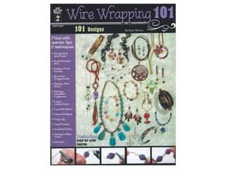 books & patterns: Hot Off The Press Wire Wrapping 101 Book