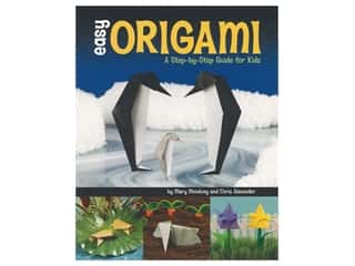scrapbooking & paper crafts: Capstone Press Easy Origami Book