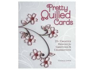 scrapbooking & paper crafts: Lark Pretty Quilled Cards Book