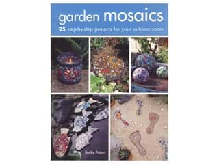 decorative bird': Cico Books Garden Mosaics Book