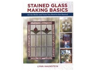 books & patterns: Stackpole Books Stained Glass Making Basics Book