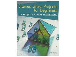 books & patterns: IMM Lifestyle Stained Glass Projects Book