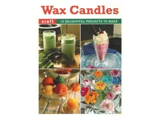 books & patterns: Guild of Master Craftsman Publications Wax Candles Book
