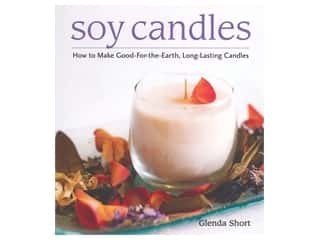 books & patterns: Stackpole Books Soy Candles Book