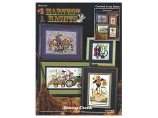 Stoney Creek Harvest Haunts Cross Stitch Book