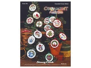 Stoney Creek Ornament Addiction Cross Stitch Book