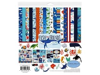 Carta Bella Fish Are Friends Collection Kit