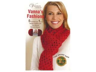 Vanna's Fashions Crochet Book