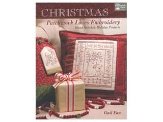 That Patchwork Place Christmas Patchwork Loves Embroidery Book