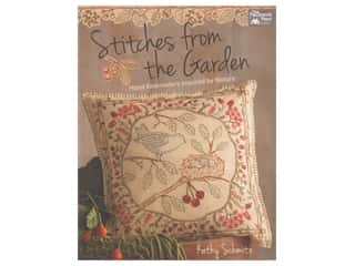 books & patterns: That Patchwork Place Stitches From The Garden Embroidery Book