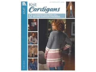 Leisure Arts Knit Cardigans Book