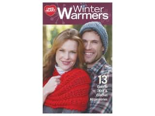 yarn: Coats & Clark Winter Warmers Knit Book