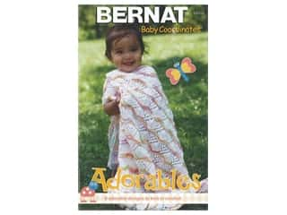 Bernat Baby Coordinates Adorables Knit Book