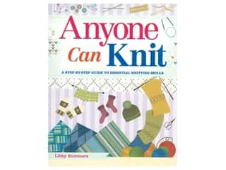 Skyhorse Anyone Can Knit Book