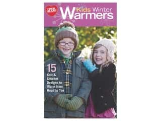yarn: Coats & Clark Kids Winter Warmers Knit Book