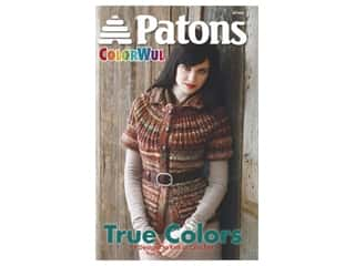 yarn: Patons Colorwul True Colors Knit Book