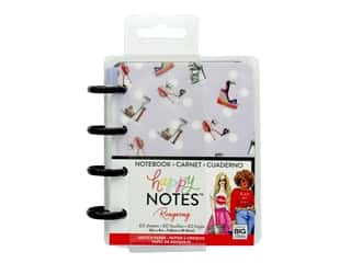 Me&My Big Ideas Happy Planner Rongrong Happy Notes Micro Heels Purple
