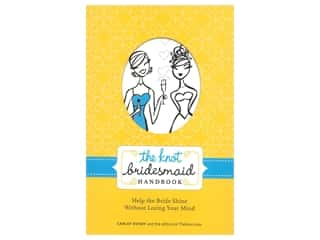 Potter The Knot Bridesmaid Handbook Book