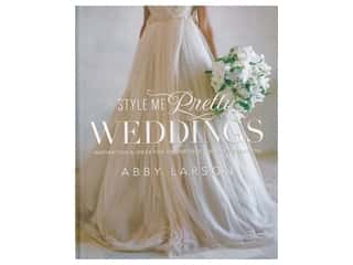 books & patterns: Potter Style Me Pretty Wedding Book