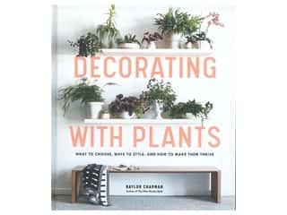 decorative floral: Artisan Decorating with Plants Book