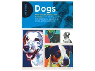 books & patterns: Walter Foster Art Studio Dogs Book