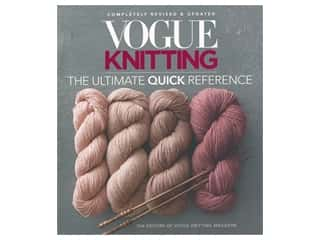 Vogue Knitting: The Ultimate Quick Reference Book