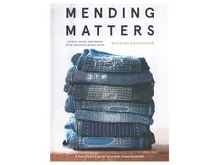 books & patterns: Abrams Mending Matters Book