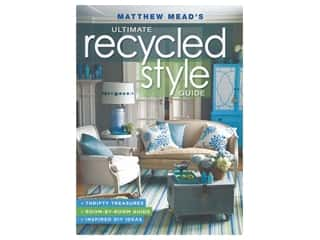 books & patterns: Oxmoor House Ultimate Recycled Style Book